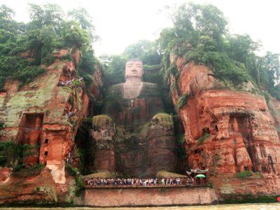 Лэшань Будда