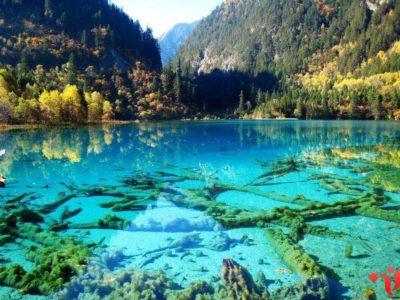 Долина Jiuzhai