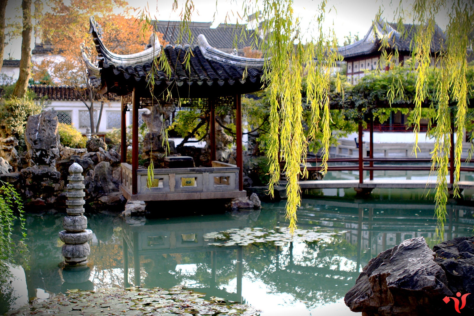 Классические сады Сучжоу
